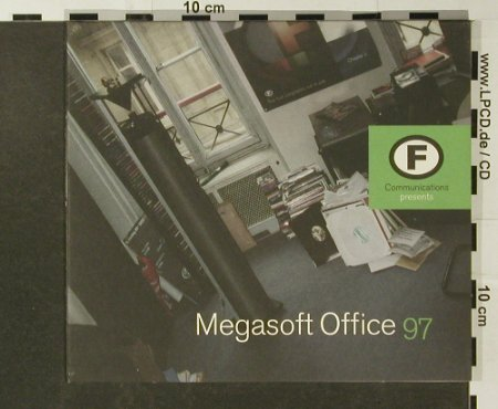 V.A.Megasoft Office 97: 10 Tr., Digi, F Communications(Fo66CD), , 1997 - CD - 96641 - 7,50 Euro
