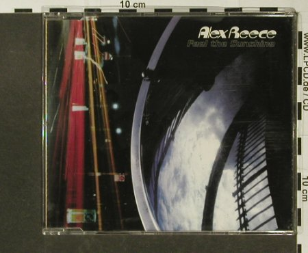 Reece,Alex: Feel the Sunshine*2/Jazz Master*2, Blunted/Island(BLNcd 16), , 1995 - CD5inch - 96745 - 2,50 Euro