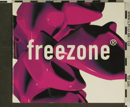 V.A.Free Zone 7: Seven Is Seven, Digi, SSR(237), A, 2001 - 2CD - 97000 - 7,50 Euro