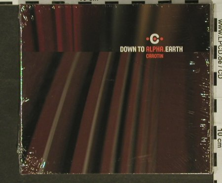 V.A.Down to Alpha.Earth: 16 Tr. Digi, FS-New, Carotin(), , 04 - CD - 97001 - 7,50 Euro