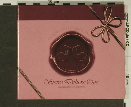 V.A.Stereo Deluxe One: Deluxe Coll.de Pralines Stereo,Digi, Stereo Deluxe(SD099), , 2002 - CD - 97050 - 7,50 Euro