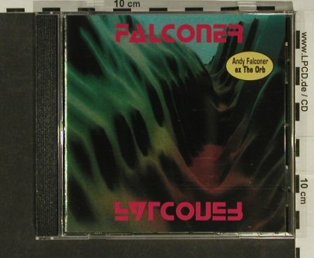 Falconer,Andy: Falconer (ex The Orb), Clockwork(), EEC, 1993 - CD - 97077 - 5,00 Euro