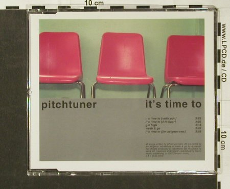 Pitchturner: It'S Time to *2+3, doxa(), , 02 - CD5inch - 97120 - 3,00 Euro