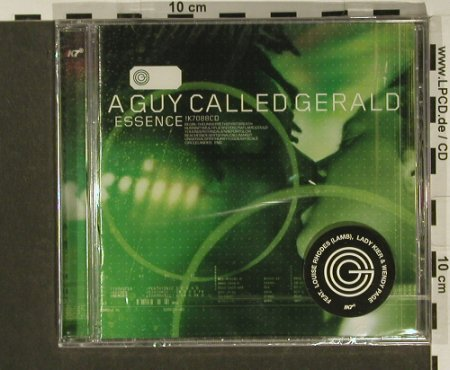 A Guy Called Gerald: Essence, FS-New, K7(088), UK,  - CD - 97219 - 10,00 Euro