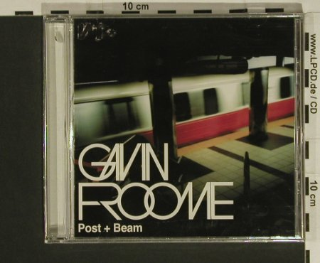 Froome,Garvin: Post+Beam,Co, FS-New, Nordic(), CDN, 01 - CD - 97518 - 5,00 Euro