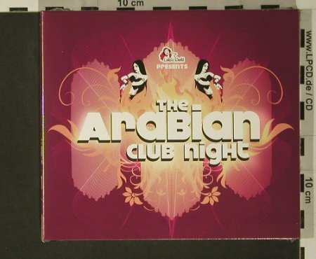 V.A.The Arabian Club Night: comp.by DJ Ralph von Richthoven, Lola's World(), ,  - 2CD - 97696 - 10,00 Euro