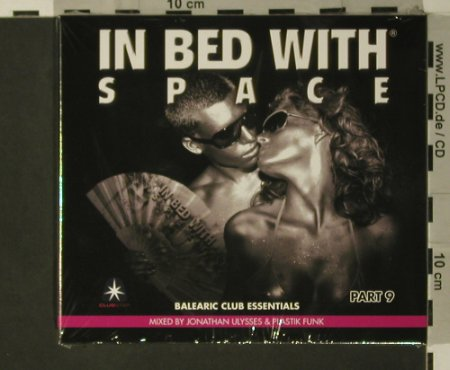 V.A.In Bed With Space: Part 9, Digi, FS-New, Club Star(), , 2007 - 2CD - 97698 - 10,00 Euro