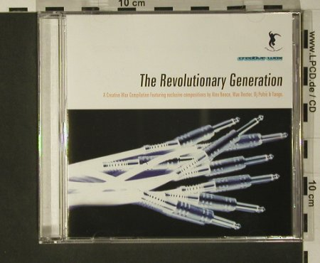 V.A.The Revolutionary Generation: 10 Tr., MovingShad(), UK, 2002 - CD - 97721 - 5,00 Euro