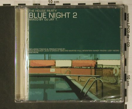 V.A.Blue Night 2: Mixed By Dj Jay T., UCA(UCA033-2), D, 2000 - CD - 98510 - 12,50 Euro