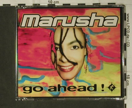 Marusha: Go Ahead !*3, Low Spirit(02161-2), D, 1993 - CD5inch - 98760 - 3,00 Euro