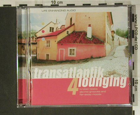 V.A.Transatlantik Lounging 4: Broken Beats, Slo-Mo And Far-Away, News(), NL, 2001 - CD - 98821 - 10,00 Euro