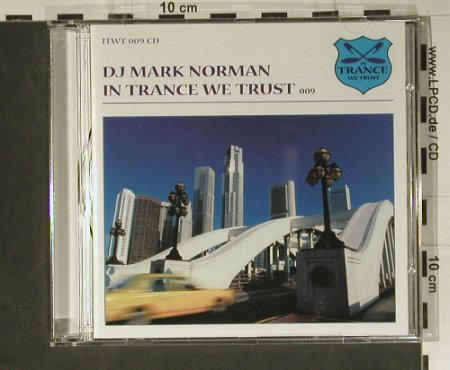 Norman,DJ Mark: In Trance We Trust, Black Hole(ITWT 009 CD), NL, 2004 - CD - 98865 - 12,50 Euro