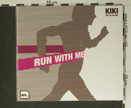 Kiki: Run With Me, Digi, FS-New, Bpitch Control(95), D, 2004 - CD - 98873 - 10,00 Euro