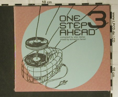 V.A.One Step Ahead 3: 11 Tr, Digi, FS-New, StraightAh(037), , 2004 - CD - 98877 - 12,50 Euro