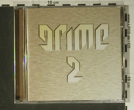 V.A.Grime 2: Kode9,Loefah..., FS-New, Rephlex(CAT 160 CD), UK, 2004 - CD - 98922 - 10,00 Euro