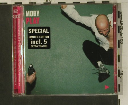 Moby: Play,Lim.Ed., Mute(), EEC, 1999 - 2CD - 99185 - 10,00 Euro