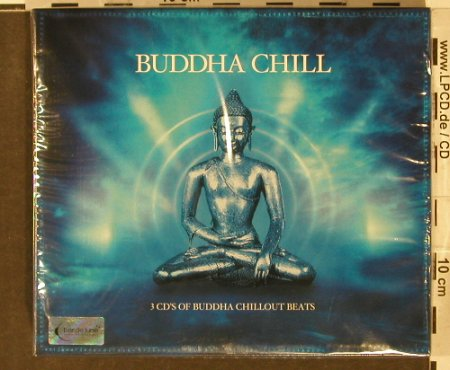 V.A.Buddah Chill: Buddha Chillout Beats, FS-New, Bar de Lune(), UK, 2005 - 3CD - 99486 - 10,00 Euro