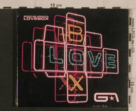 Groove Armada: Lovebox, Digi, FS-New, BMG(), EU, 2002 - CD - 99527 - 7,50 Euro