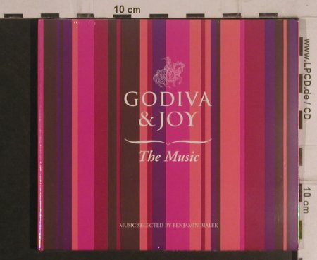 V.A.Godiva & Joy: The Music, Digi, FS-New, Follow Up(FUP026), , 2003 - CD - 99557 - 10,00 Euro
