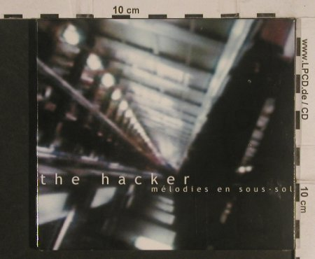 Hacker: Melodies en Sous-Sol, Digi, FS-New, Goodlife(GLcd01), , 2003 - CD - 99574 - 7,50 Euro