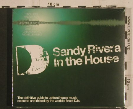 V.A.In the House 2: Sandy Rivera, FS-New, Defected Records(ITH02cd), UK, 2003 - 2CD - 99577 - 10,00 Euro