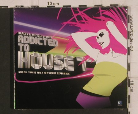 Harley & Muscle  pres.: Addicted to House 7, Digi, FS-New, SoulStar(cls0001602), D, 2008 - CD - 99619 - 7,50 Euro