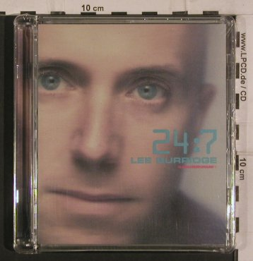 V.A.24:7: Lee Burridge, (oversize case)FS-New, Globalunderground(GU247002cd), Singapore, 2003 - 2CD - 99797 - 11,50 Euro