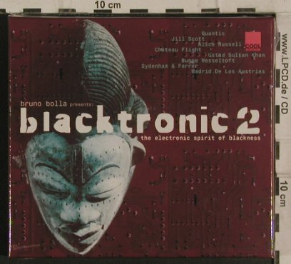 V.A.Blacktronic 2: Electronic Spirit of Blackness,Box, Cool d:vision Rec.(CLD cd 027/05), , FS-New, 2005 - 2CD - 99801 - 12,50 Euro