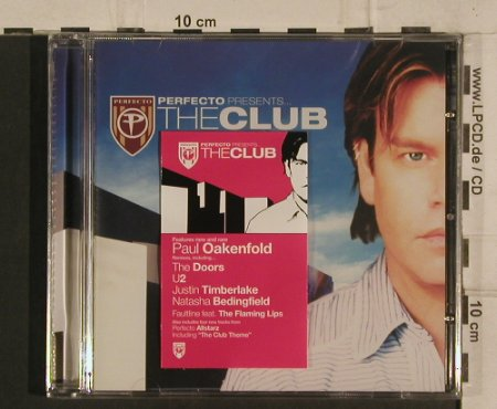 V.A.Perfecto pres.: The Club, FS-New, Perfecto Rec.(PERcd001), EC, 2005 - CD - 99806 - 7,50 Euro