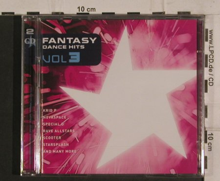 V.A.Fantasy Dance Hits: Vol.3, FS-New, Alphabet City(500.1103.2), D, 2004 - 2CD - 99817 - 10,00 Euro