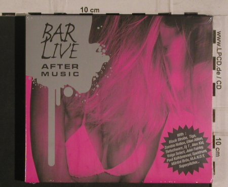 V.A.Barlive: After Music Vol.1, Digi, FS-New, Scandium Rec.(SC21), , 2004 - 2CD - 99911 - 14,00 Euro