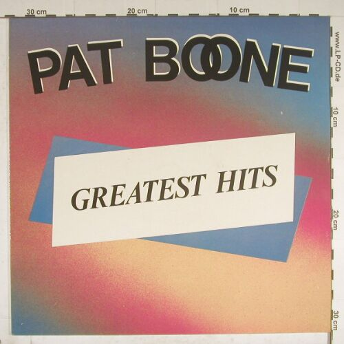 Boone,Pat: Greatest Hits, Bellaph.(220 07 083), D, 83 - LP - B239 - 5,50 Euro