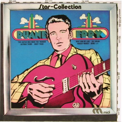 Eddy,Duane: Star-Collection'66, Ri, Midi(MID 26013), D, 1974 - LP - E2700 - 5,50 Euro