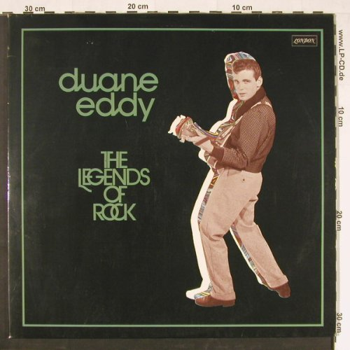 Eddy,Duane: The Legends Of Rock,Foc, London(6.28 159), D, 1973 - 2LP - E726 - 6,00 Euro