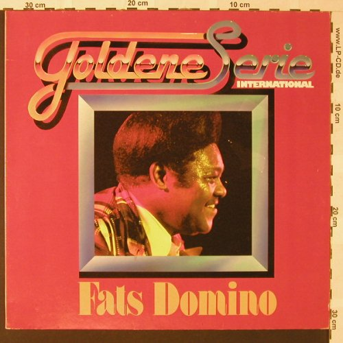Domino,Fats: International-GodeneSerie,DSC, UA(30 179 6), D,  - LP - E9445 - 5,00 Euro