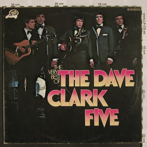 Clark Five,Dave: The Very Best of, Foc, m-/VG+, MFP(1M 146-96813/14), D,  - 2LP - H2689 - 4,00 Euro