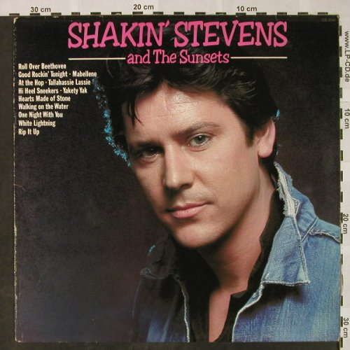 Shakin'Stevens & the Sunsets: Same, m-/vg+, Pickwick/Contour(CN 2046), UK, 1981 - LP - H4715 - 5,00 Euro