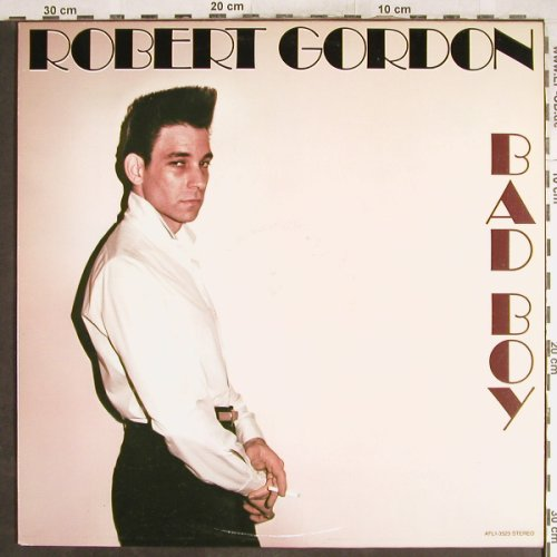 Gordon,Robert: Bad Boy, RCA Victor(AFL1-3523), CDN, 1980 - LP - H7076 - 6,00 Euro