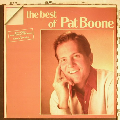 Boone,Pat: The Best Of, Orrizonte(ORL 8433), I,  - LP - H7086 - 5,00 Euro