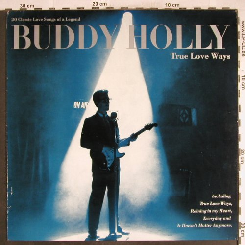 Holly,Buddy: True Love Ways, Telstar(STAR 2339), , 1998 - LP - H7119 - 6,00 Euro
