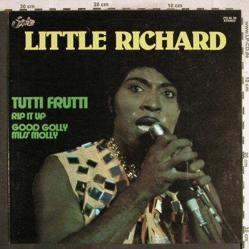 Little Richard: Tutti Frutti, Surprise(JTU AL50), B,  - LP - H7135 - 5,00 Euro