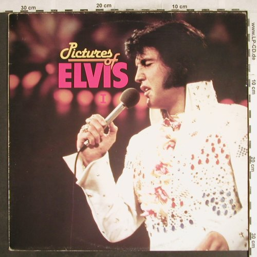 Presley,Elvis: Pictures Of Elvis 1, Allround Trading(AR 31001), D, 1982 - LP - H7172 - 5,00 Euro
