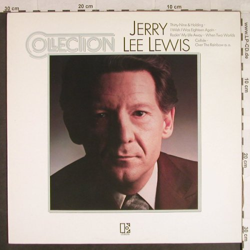 Lewis,Jerry Lee: Collection, Elektra(ELK 22 095), D, 1982 - LP - H915 - 5,00 Euro