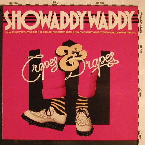 Showaddywaddy: Crepes & Drapes, London(6.24144 AP), D, 1979 - LP - X1201 - 6,00 Euro