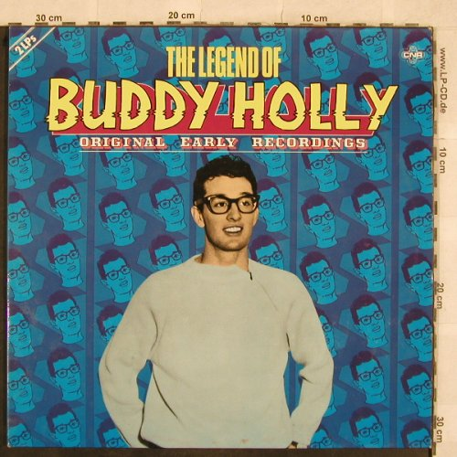 Holly,Buddy: The Legend Of, Foc, CNR(6.28478 DP), D, 1979 - 2LP - X389 - 7,50 Euro