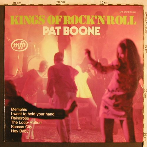 Boone,Pat: Kings Of Rock'n'Roll, MFP(5688), D,  - LP - X4054 - 5,00 Euro