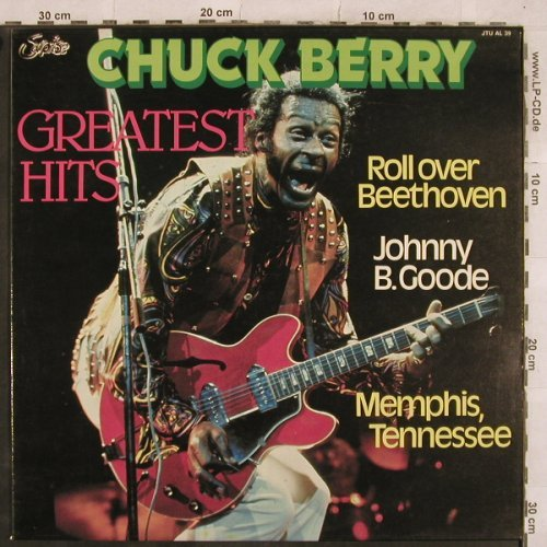 Berry,Chuck: Greatest Hits, Surprise(JTU AL 39), B,  - LP - X461 - 5,00 Euro