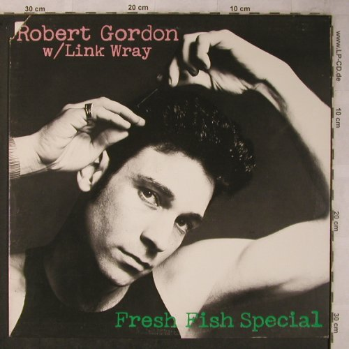 Gordon,Robert with L.Wray: Fresh Fish Special, Private Stock(PS 7008), US, CO, 1978 - LP - X5649 - 5,00 Euro