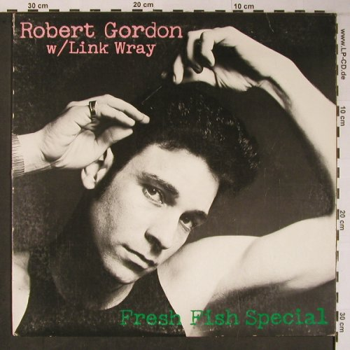 Gordon,Robert with L.Wray: Fresh Fish Special, Private Stock(PS 7008), US, 1978 - LP - X6095 - 7,50 Euro