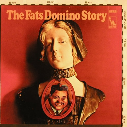 Domino,Fats: The Fats Domino Story, Foc, Liberty(LBS 83 456/57 X), D,  - 2LP - X855 - 7,50 Euro